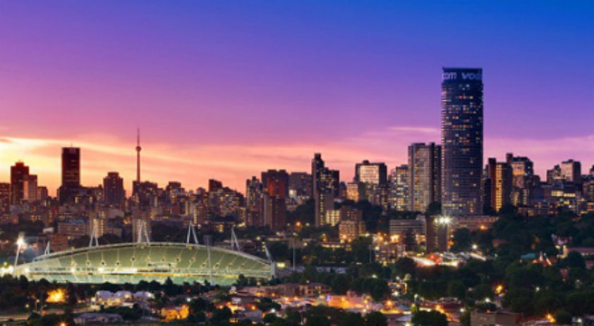 Cheap Flights To Johannesburg