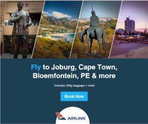 SA Airlink flights