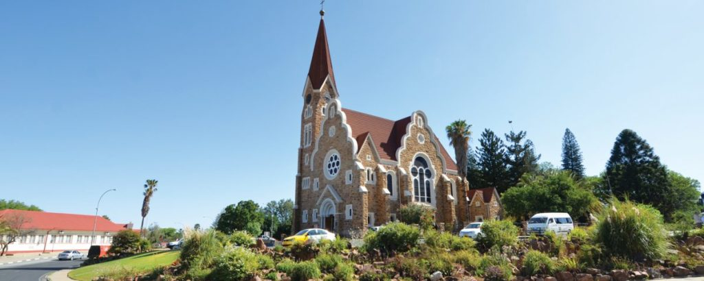 The Christ Church in Windhoek