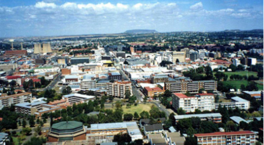Cheap Flights To Bloemfontein